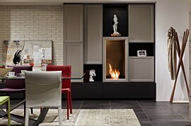 Firebox 450SS Série Premium - In-Situ Image by EcoSmart Fire