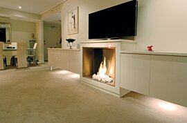 Firebox 900SS Série Premium - In-Situ Image by EcoSmart Fire