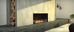 Living Area - Flex 50SS Série Flex by EcoSmart Fire