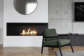 Private Residence - XL700 Brûleurs éthanol by EcoSmart Fire