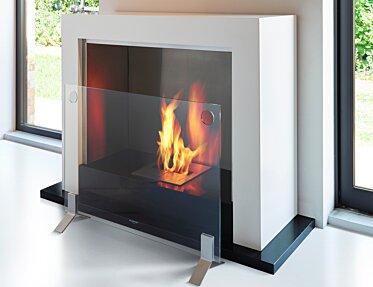 Plasma Fire Screen Pièces & accessoire - In-Situ Image by EcoSmart Fire