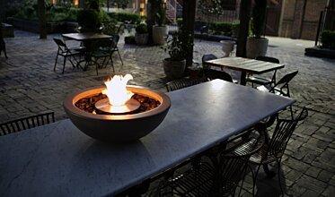 Mix 600 Braseros éthanol - In-Situ Image by EcoSmart Fire
