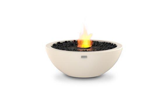 Mix 600 Braseros éthanol - Ethanol - Black / Bone by EcoSmart Fire