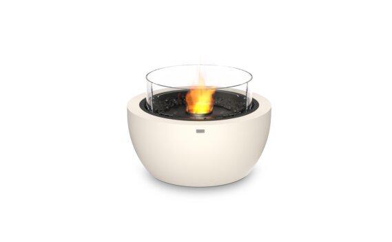Pod 30 Braseros éthanol - Ethanol - Black / Bone / Optional Fire Screen by EcoSmart Fire