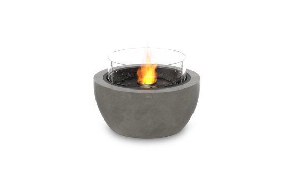 Pod 30 Braseros éthanol - Ethanol - Black / Natural / Optional Fire Screen by EcoSmart Fire