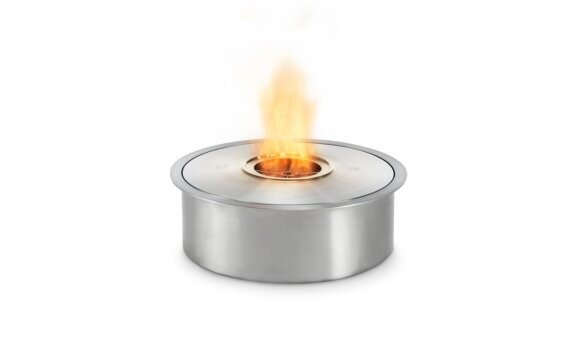 AB8 Brûleurs éthanol - Ethanol / Stainless Steel / Top Tray Included by EcoSmart Fire