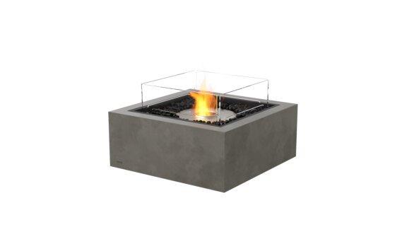 Base 30 Tables extérieure - Ethanol / Natural / Optional Fire Screen by EcoSmart Fire
