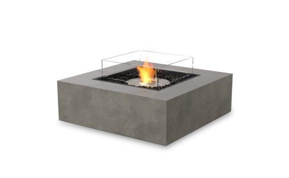 Base 40 Tables extérieure - Ethanol / Natural / Optional Fire Screen by EcoSmart Fire