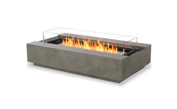 Cosmo 50 Tables extérieure - Ethanol / Natural / Optional Fire Screen by EcoSmart Fire