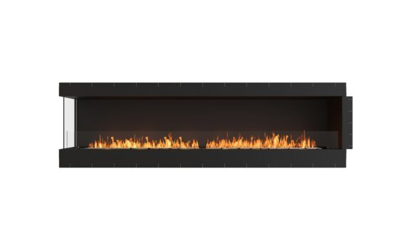 Flex 104LC Angle gauche - Ethanol / Black / Uninstalled View by EcoSmart Fire