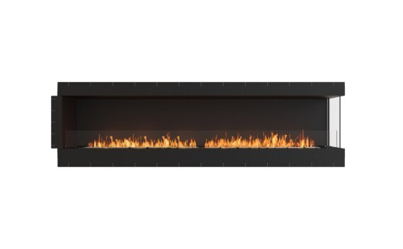 Flex 104RC Angle droit - Ethanol / Black / Uninstalled View by EcoSmart Fire