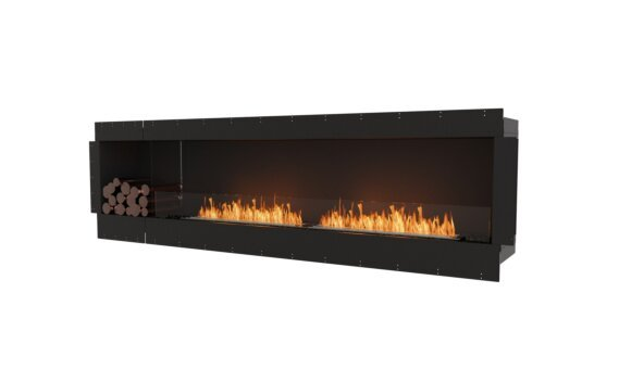 Flex 104SS.BXL Simple face - Ethanol / Black / Uninstalled View by EcoSmart Fire