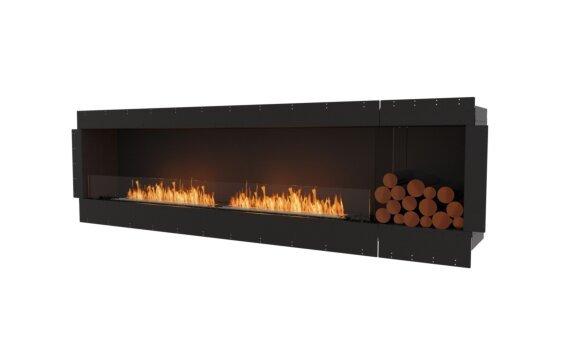 Flex 104SS.BXR Simple face - Ethanol / Black / Uninstalled View by EcoSmart Fire