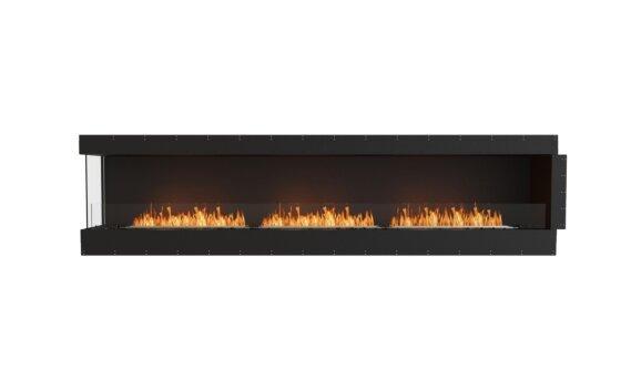 Flex 122LC Angle gauche - Ethanol / Black / Uninstalled View by EcoSmart Fire