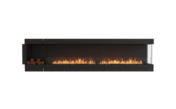 Flex 122RC.BXL Angle droit - Ethanol / Black / Uninstalled View by EcoSmart Fire