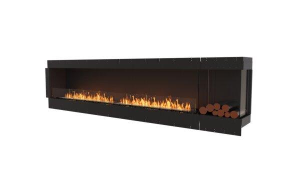 Flex 122RC.BXR Angle droit - Ethanol / Black / Uninstalled View by EcoSmart Fire