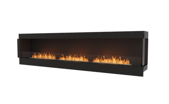 Flex 122RC Angle droit - Ethanol / Black / Uninstalled View by EcoSmart Fire