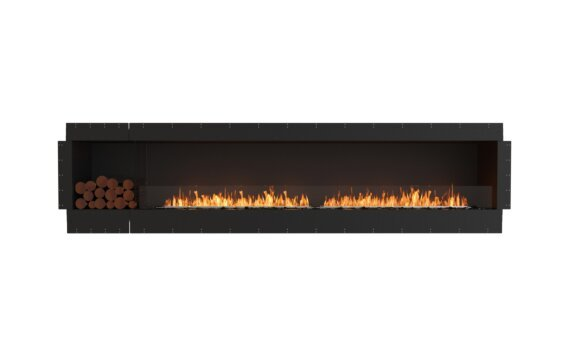Flex 122SS.BXL Simple face - Ethanol / Black / Uninstalled View by EcoSmart Fire