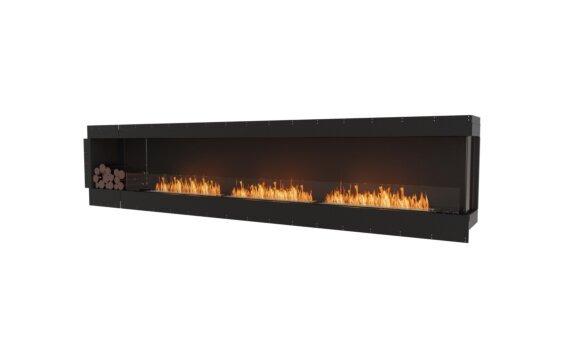 Flex 140RC.BXL Angle droit - Ethanol / Black / Uninstalled View by EcoSmart Fire