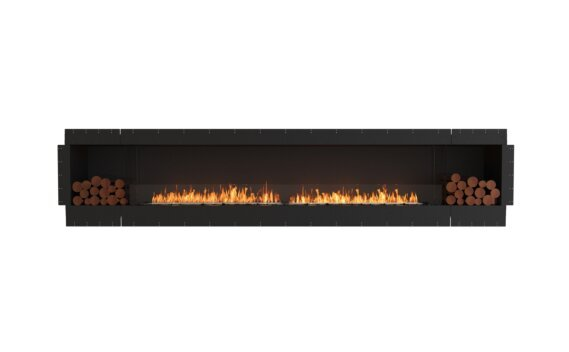 Flex 140SS.BX2 Simple face - Ethanol / Black / Uninstalled View by EcoSmart Fire