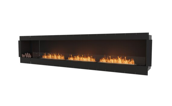 Flex 140SS.BXL Simple face - Ethanol / Black / Uninstalled View by EcoSmart Fire