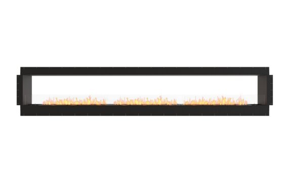 Flex 158DB Double face - Ethanol / Black / Uninstalled View by EcoSmart Fire