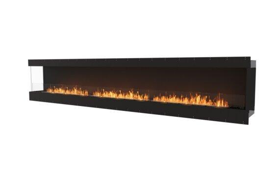 Flex 158LC Angle gauche - Ethanol / Black / Uninstalled View by EcoSmart Fire