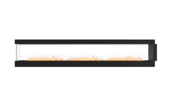 Flex 158PN Péninsule (trois faces) - Ethanol / Black / Uninstalled View by EcoSmart Fire