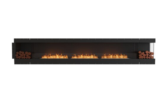 Flex 158RC.BX2 Angle droit - Ethanol / Black / Uninstalled View by EcoSmart Fire