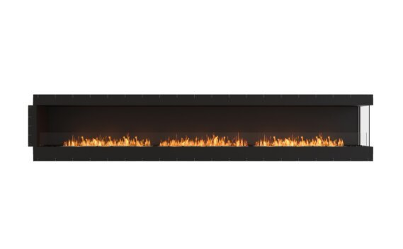 Flex 158RC Angle droit - Ethanol / Black / Uninstalled View by EcoSmart Fire