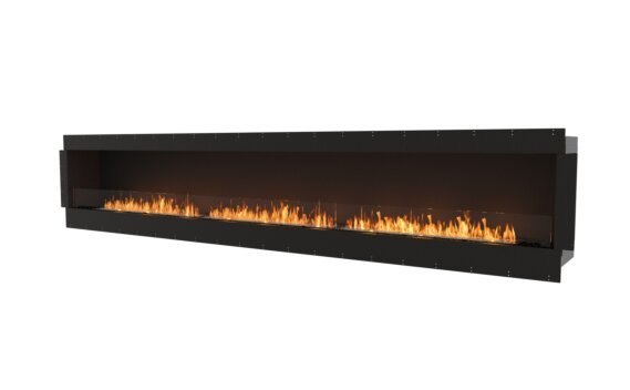 Flex 158SS Simple face - Ethanol / Black / Uninstalled View by EcoSmart Fire