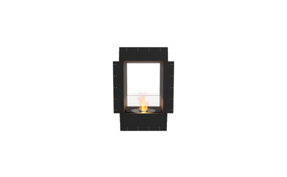 Flex 18DB Double face - Ethanol / Black / Uninstalled View by EcoSmart Fire