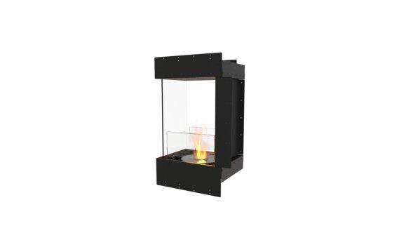 Flex 18PN Péninsule (trois faces) - Ethanol / Black / Uninstalled View by EcoSmart Fire