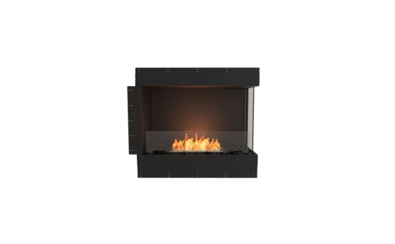 Flex 32RC Angle droit - Ethanol / Black / Uninstalled View by EcoSmart Fire