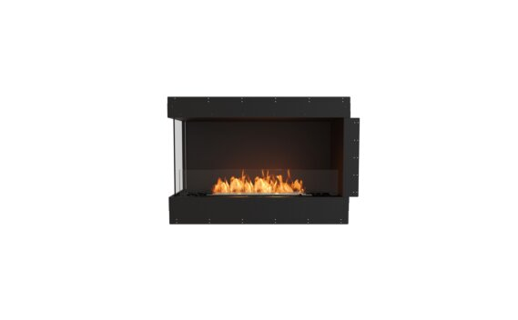 Flex 42LC Angle gauche - Ethanol / Black / Uninstalled View by EcoSmart Fire