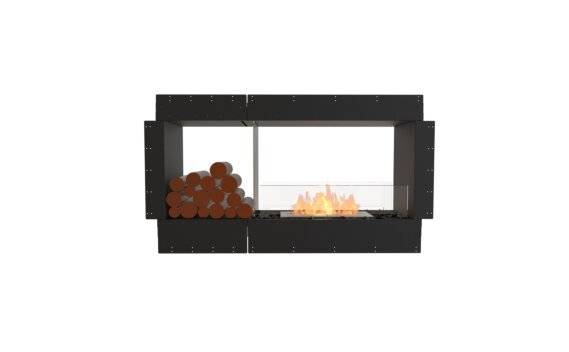 Flex 50DB.BX1 Double face - Ethanol / Black / Uninstalled View by EcoSmart Fire