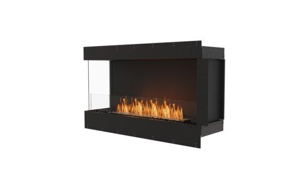 Flex 50LC Angle gauche - Ethanol / Black / Uninstalled View by EcoSmart Fire