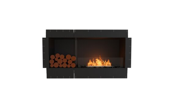 Flex 50SS.BXL Simple face - Ethanol / Black / Uninstalled View by EcoSmart Fire