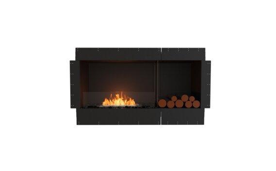 Flex 50SS.BXR Simple face - Ethanol / Black / Uninstalled View by EcoSmart Fire