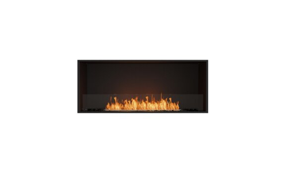 Flex 50SS Simple face - Ethanol / Black by EcoSmart Fire