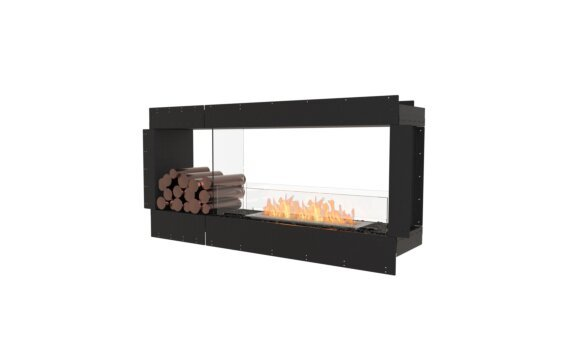 Flex 60DB.BX1 Double face - Ethanol / Black / Uninstalled View by EcoSmart Fire