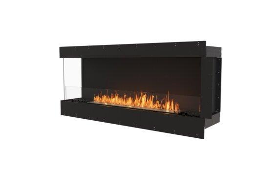 Flex 68LC Angle gauche - Ethanol / Black / Uninstalled View by EcoSmart Fire