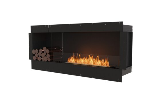 Flex 68SS.BXL Simple face - Ethanol / Black / Uninstalled View by EcoSmart Fire