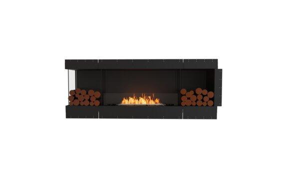 Flex 78LC.BX2 Angle gauche - Ethanol / Black / Uninstalled View by EcoSmart Fire