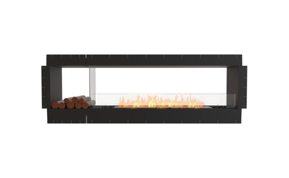 Flex 86DB.BX1 Double face - Ethanol / Black / Uninstalled View by EcoSmart Fire
