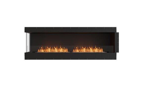 Flex 86LC Angle gauche - Ethanol / Black / Uninstalled View by EcoSmart Fire