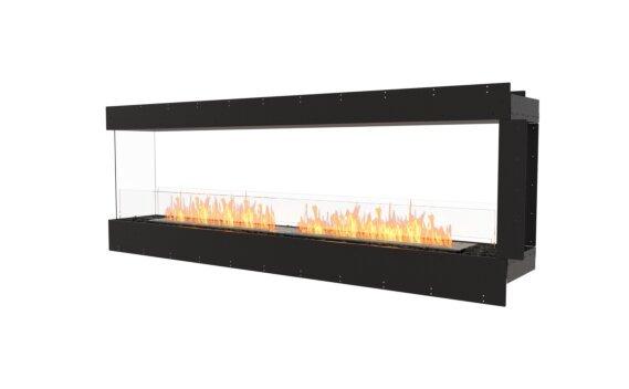 Flex 86PN Péninsule (trois faces) - Ethanol / Black / Uninstalled View by EcoSmart Fire