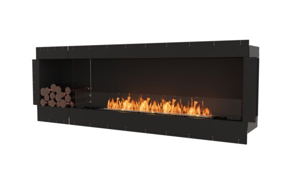 Flex 86SS.BXL Simple face - Ethanol / Black / Uninstalled View by EcoSmart Fire