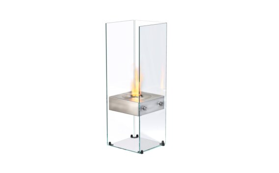 Ghost Cheminées à poser - Ethanol / Stainless Steel by EcoSmart Fire