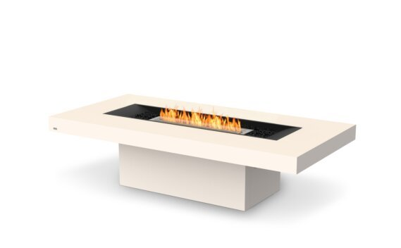 Gin 90 (Chat) Tables extérieure - Ethanol / Bone by EcoSmart Fire